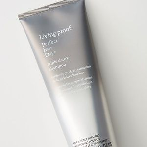 Living Proof PhD Triple Detox Shampoo